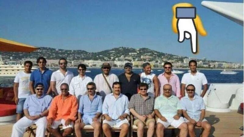 صورة لمحمد بن سلمان مع الوليد بن طلال على يخته تشعل مواقع التواصل
