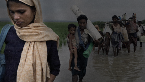 The Rohingya may be forced back into concentration camps (Rami Khoury/Al Bawaba)