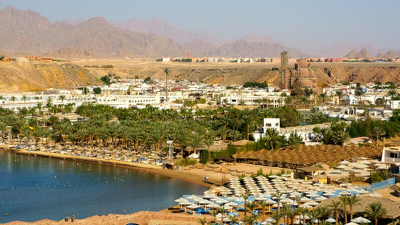 The Egyptian government has finished upgrading the airport in the resort town of Hurghada,