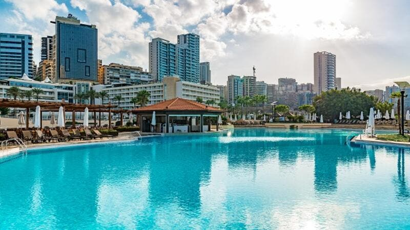 Lebanon's hoteliers are also aggressively targeting new markets, having learned the dangers of putting all their eggs in one basket. (Shutterstock)