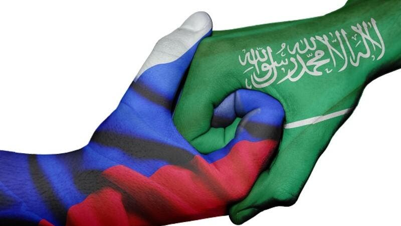 The $2.5 billion investment marks a rapid increase in the pace of Saudi investments in Russia. (Shutterstock)