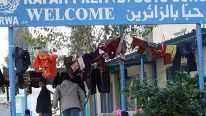 UNRWA runs many of the schools in the Palestinian territories as well as in bordering countries such as Jordan (Courtesy of Nuqudy)