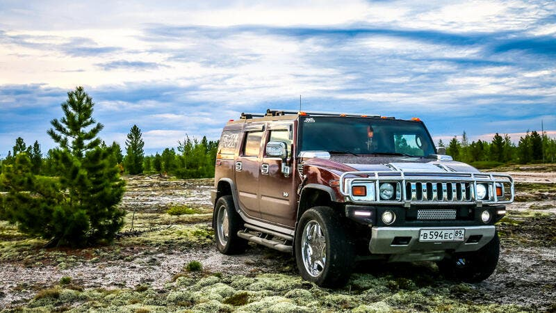 General Motors sells out first year of electric Hummer production