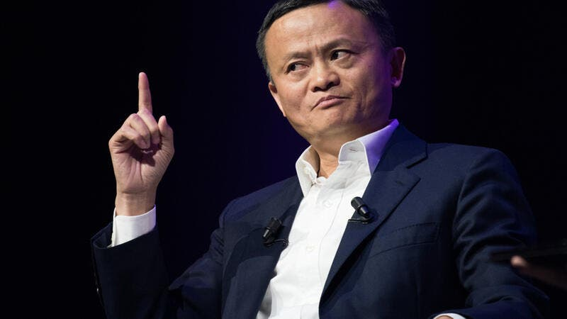 China's Richest Man Makes First Public Appearance Since October