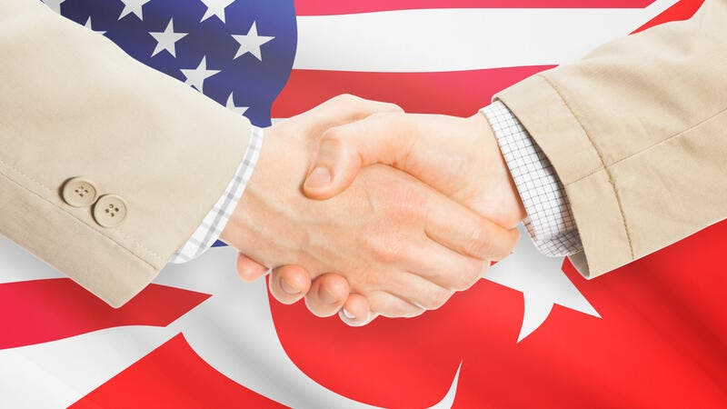 Turkey, US to Boost Bilateral Trade Ties