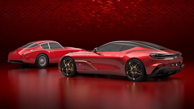 DBS GT Zagato is set for production in 2020