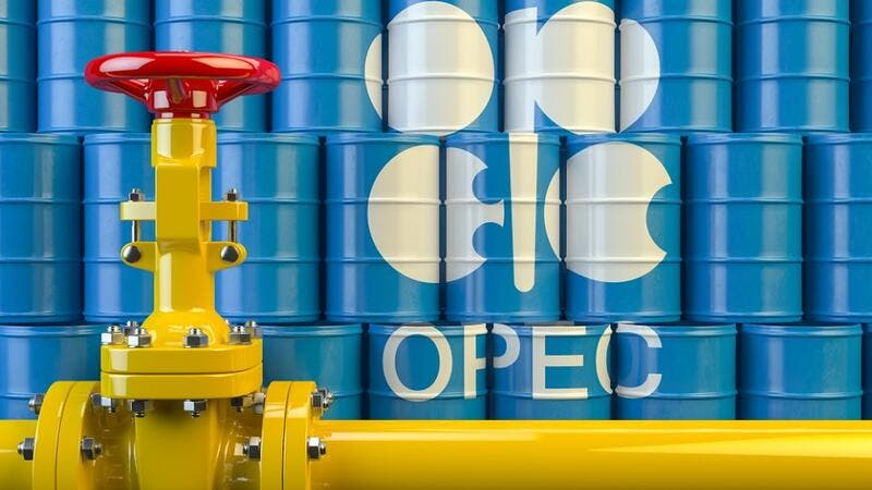 OPEC and its allies led by Russia have been reducing oil output since 2017 to prevent prices from sliding.