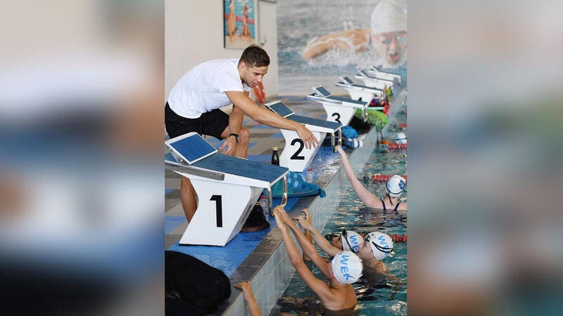 PRL- GEMS Wellington Academy launches GEMS Swimming Centre of Excellence