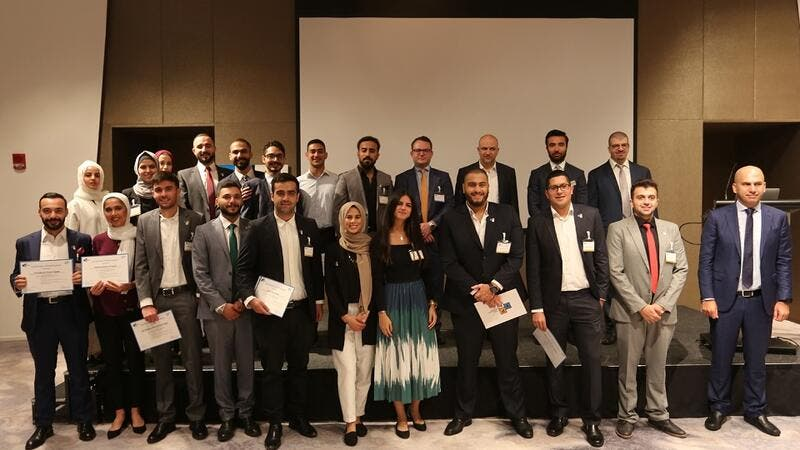 SAP celebrated the graduation of the latest cohort of 22 participants of its Young Professional Program in Jordan.