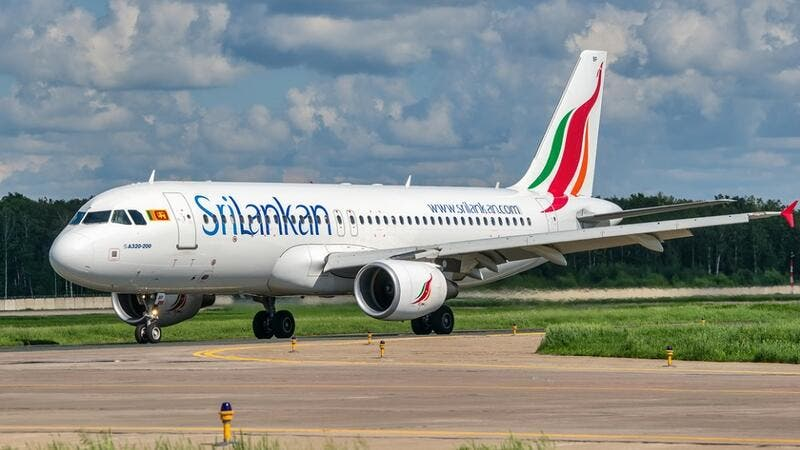 Srilankan Airlines Wins Top WTA Award for the Third Consecutive Year