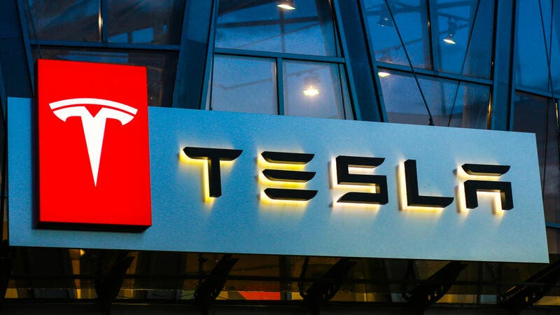 Tesla mocks shortsellers with sale of red satin shorts