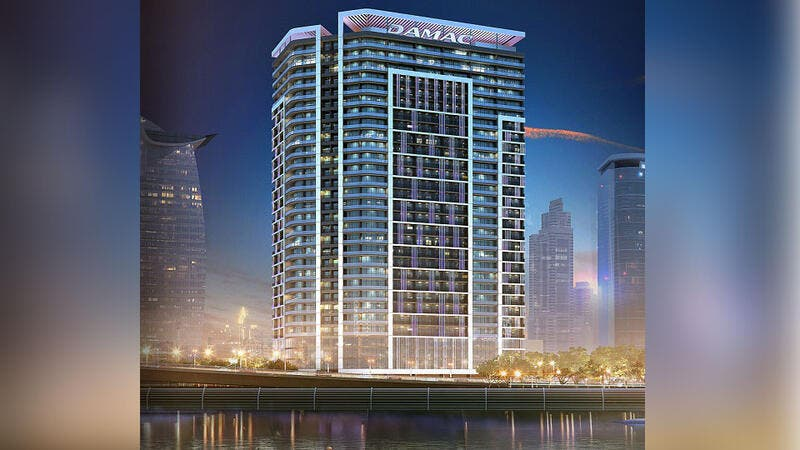 Zada, located in Business Bay, is DAMAC Properties' most recent launch in June 2019