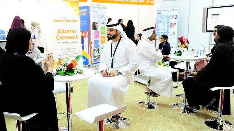 ADU's Career Fair