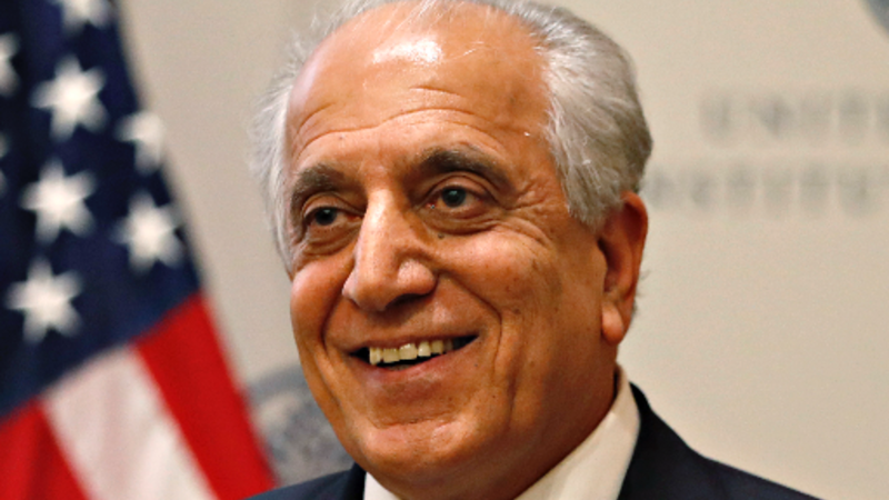 Zalmay Khalilzad, U.S. Special Representative for Afghanistan Reconciliation (Twitter)