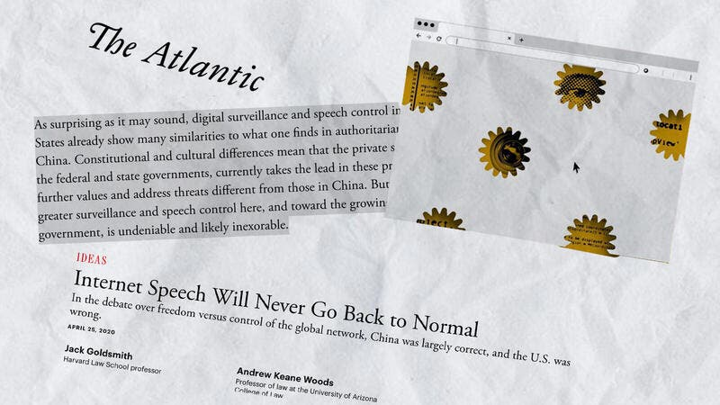 The Atlantic finally comes out /AFP