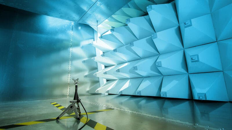 TII Reveals Electromagnetic Compatibility Labs In UAE