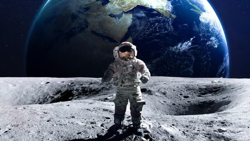 Nokia secures NASA funding to set up 4G on the Moon