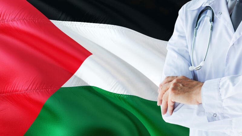Professional tests will be conducted in the Palestinian territories and they will be contracted in their countries.