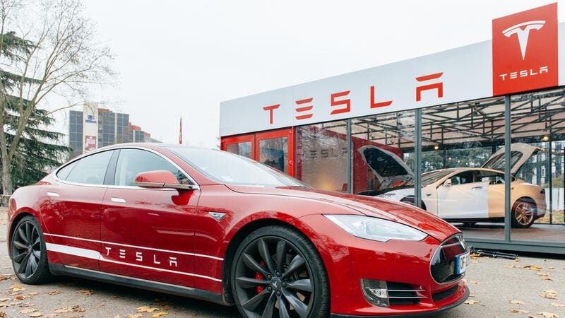 Tesla will deliver Model Y SUVs from its China Gigafactory