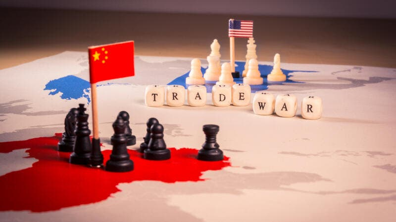 Washington and Beijing resumed their trade battle last month when trade talks in the US ended without a deal.