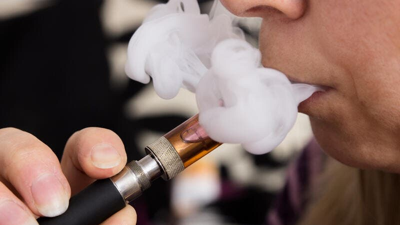 E-cigarettes have been available in the US since 2006 and are sometimes used as an aid to quit smoking traditional tobacco products like cigarettes.
