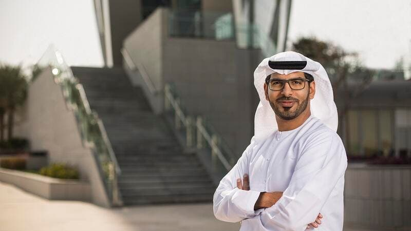 Talal Al Dhiyebi, Chief Executive Officer, Aldar Properties