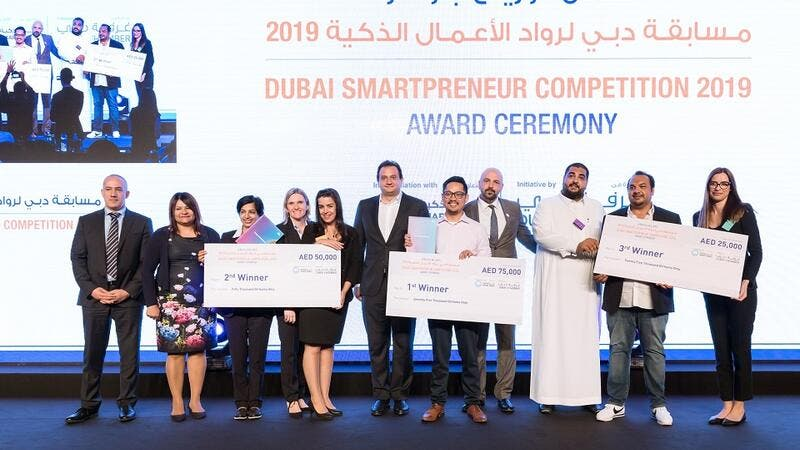 Meet the Winners of Smartpreneur Competition 4 0 Supported