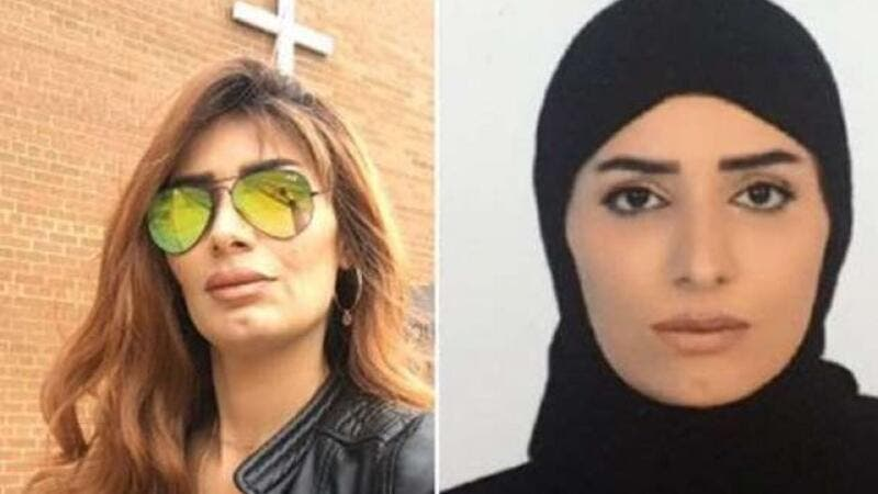 Saudi Activist Faiza Al-Mutairi received a massive backlash after denouncing Islam and converting to Christianity