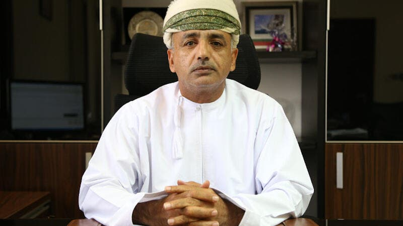 Salem Bin Adey Al Mamari, Director General of Tourism Promotion, Oman Ministry of Tourism,