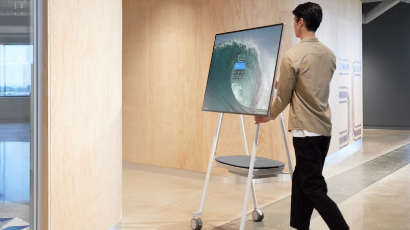 Microsoft unveils monstrously expensive Surface Hub 2S