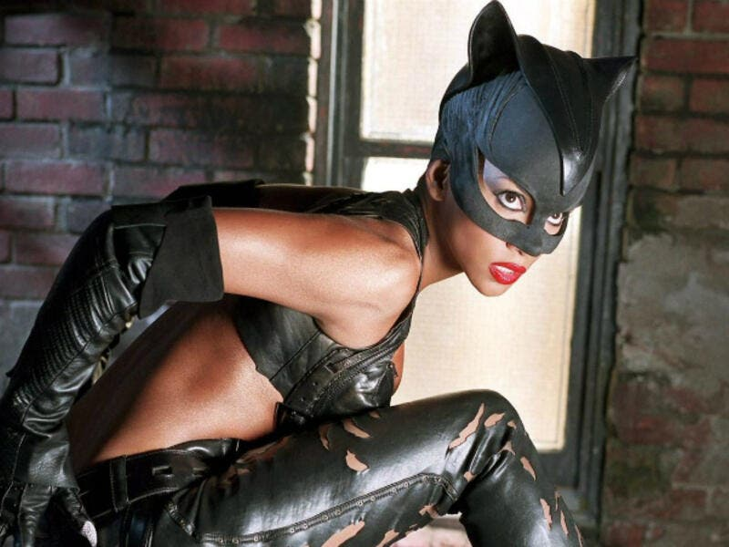Halley Berry portrayed the title character in the 2004 film Catwoman