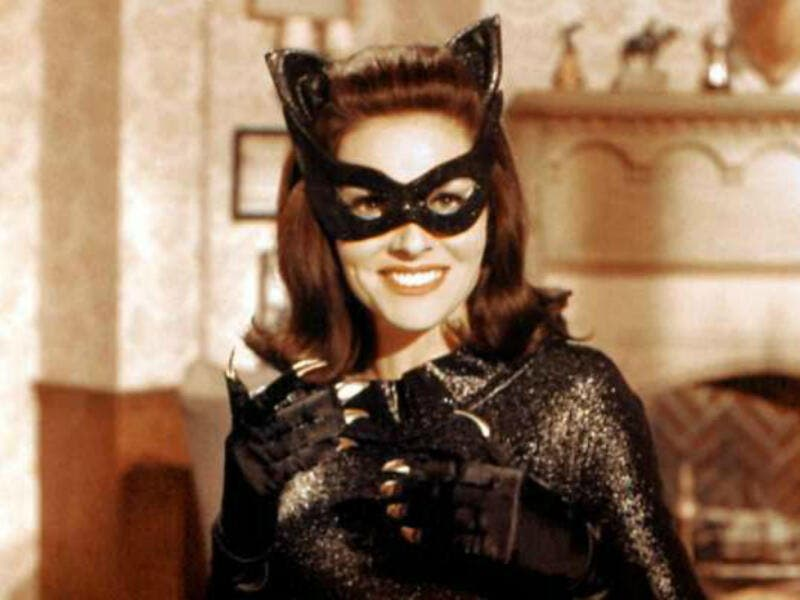 Lee Meriwether played Catwoman and Miss Kitka in Batman The Movie 1966