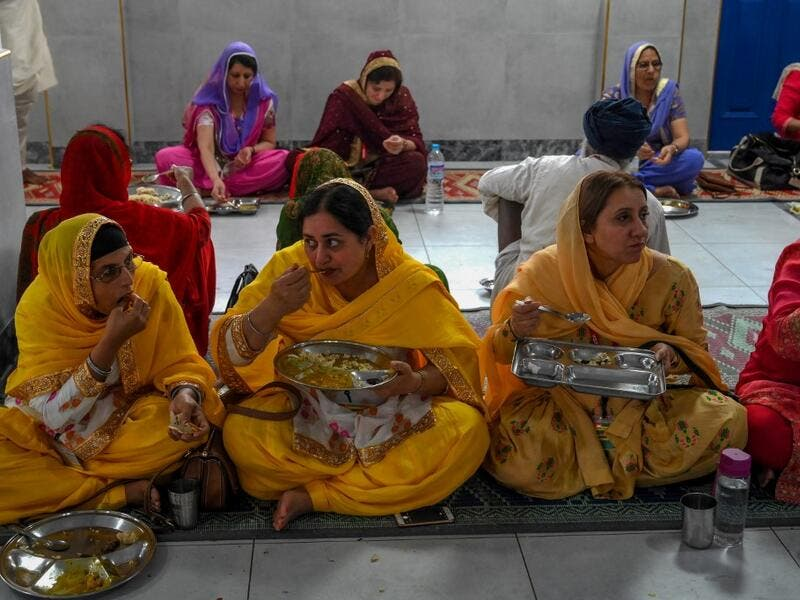 A corridor that will allow Sikhs to cross from India into Pakistan to visit one of the religion's holiest sites is set to open on November 9, with thousands expected to make a pilgrimage interrupted by decades of conflict. Arif ALI / AFP