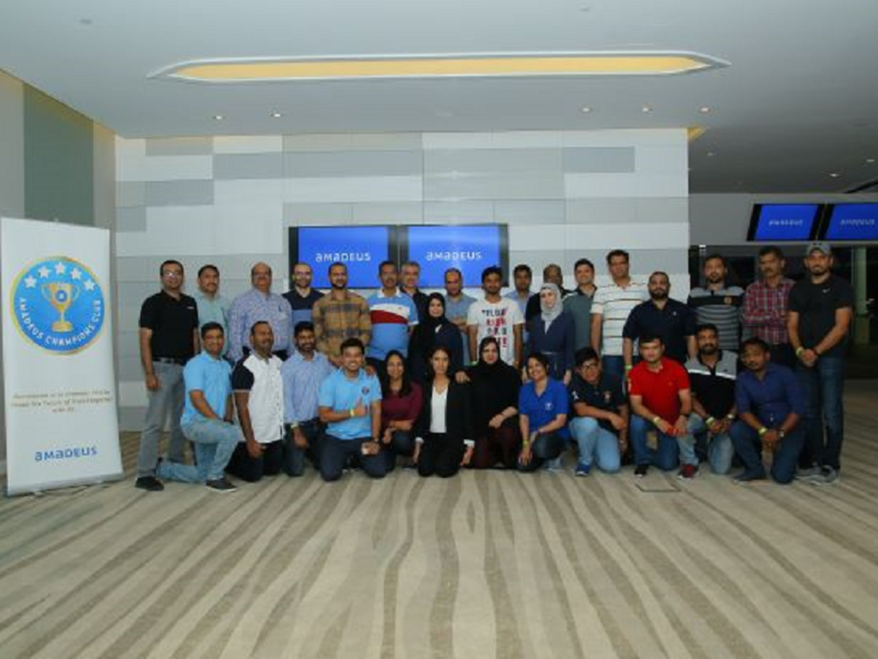 Amadeus Champions Club Gathers Industry Experts in Abu Dhabi