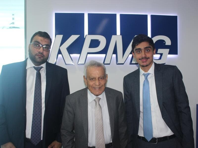 160 Bahraini Staff Benefit From KPMG in Bahrain's Jassim Fakhro Fund Program for Professional Development