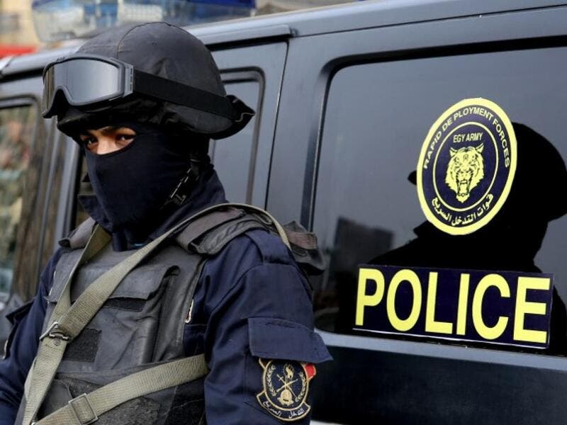 Egyptian police arrested the Anadolu employees early Wednesday (AFP)