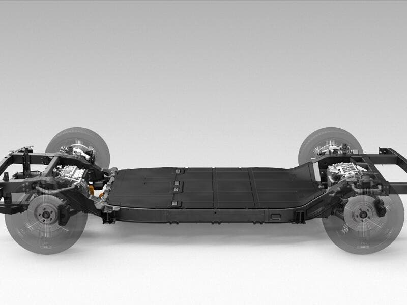 The companies will jointly develop an all-electric platform based on Canoo's fully scalable, proprietary skateboard design for upcoming Hyundai EVs and PBVs