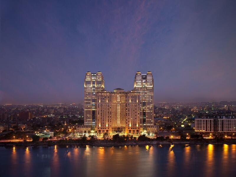 Fairmont Nile City Earns the Four-Star Award Prestigious Accolade in Forbes Travel Guide's 2020 Star Awards