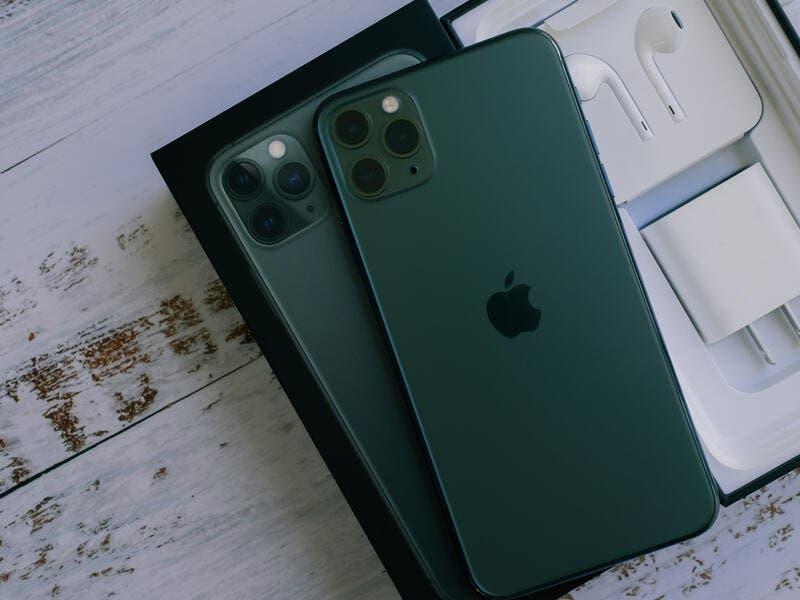 18. iPhone 11 Pro Max, September 20, 2019