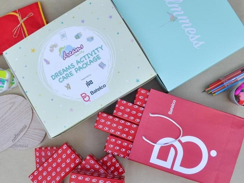 "Batelco Supports ""Dreams Care Package"" by Providing Smart Devices"