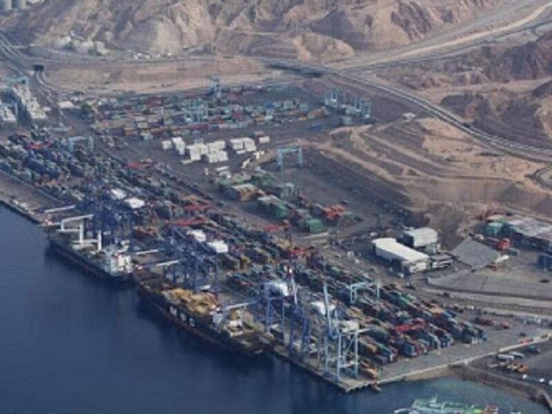 CMA CGM Group, Cedar Maritime Agencies and Aqaba Container Terminal (ACT) Announce the Arrival of the Largest Container Ship to Ever Call the Container Terminal of Aqaba