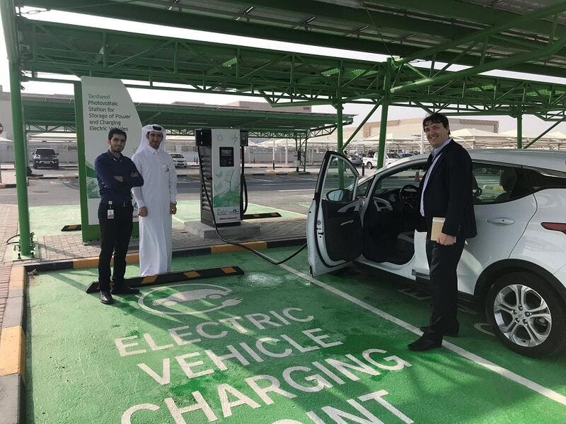 QF Expert Discusses Ways Qatar Can Shift Toward Electric Vehicles