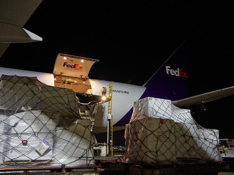 FedEx and Direct Relief Team Up to Deliver Aid to Lebanon