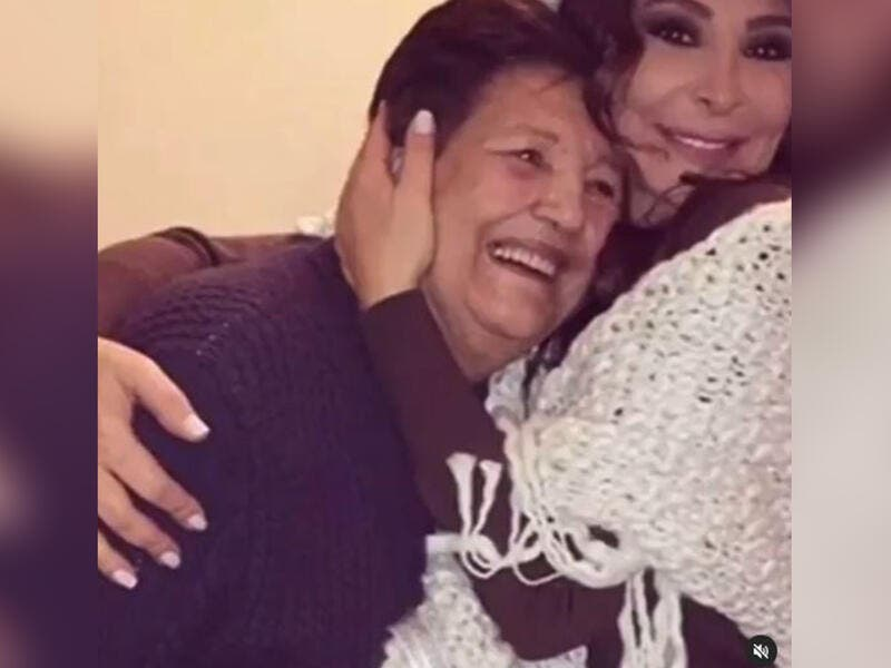 "Lebanese singer Elissa shared a special video of her mother and wrote: ""Happy Mother's Day my beautiful mom, God bless you and keep you safe and healthy.'"