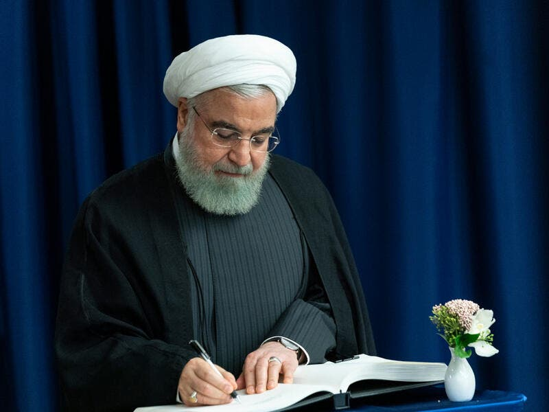 Iran President Hassan Rouhani Mulls over US offer