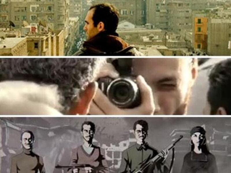 Revisiting films about Egypt's 2011 revolution. (Al Ahram)