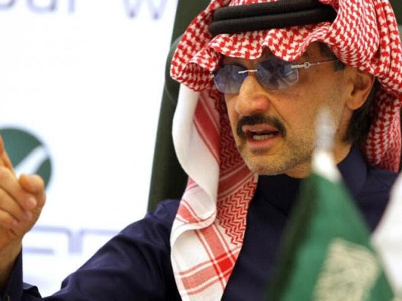 Bin Talal, one of the richest men in the world, faces allegations of extortion, bribery and money laundering (AFP/File)