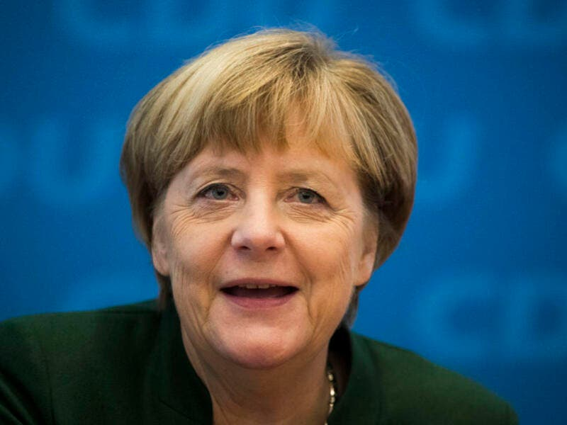 German Chancellor Angela Merkel. (AFP/ File)