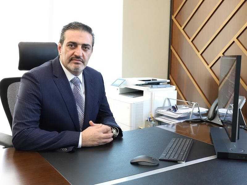 Abdul Hadi Al Sadi, Managing Director of Brokerage House Securities