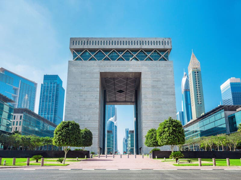 The DIFC has been seeing a consistent influx of foreign companies. (Shutterstock)